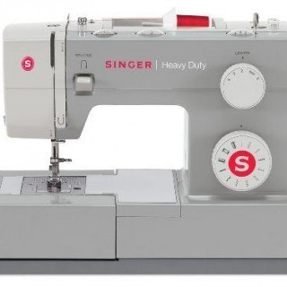 Review: Singer Heavy Duty Extra High Speed Sewing Machine