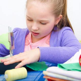 The Best Sewing Machines For Kids